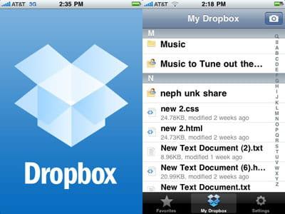 telecharger dropbox gratuit pour mac
