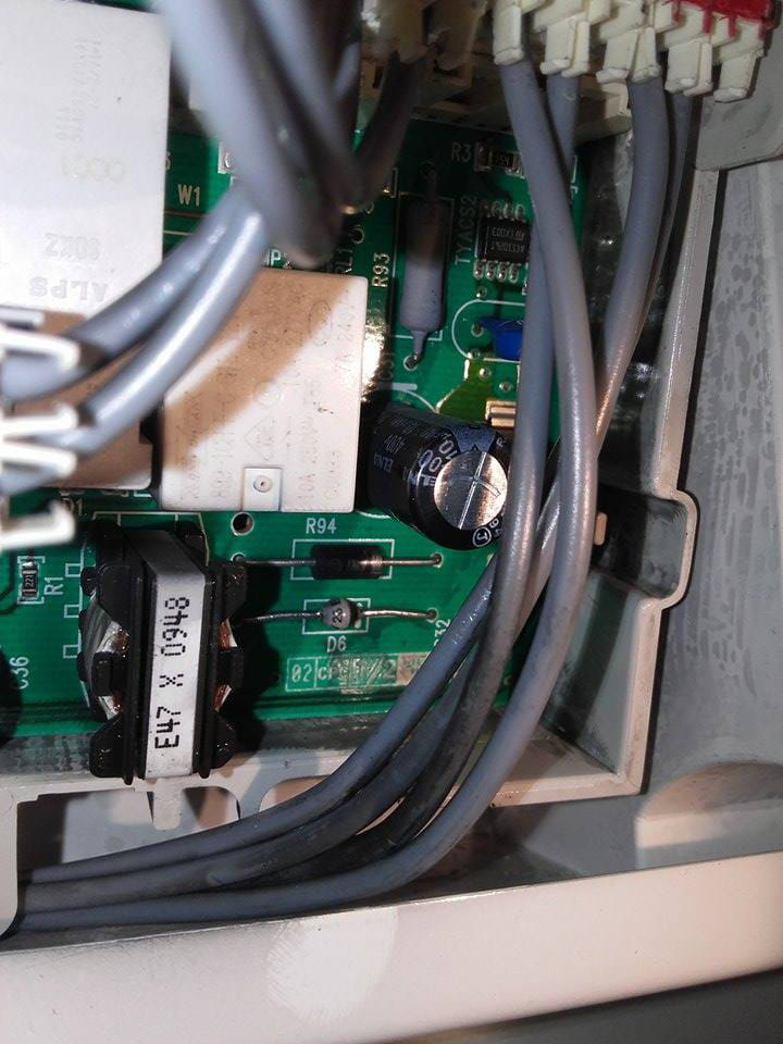 Probl me de d marrage sur lave linge electrolux ewf 127450 w forum electrom nager - Probleme vidange lave linge ...