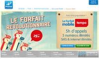 Prixtel : 5h d'appel + SMS illimités + 3 numéros illimités + 500 Mo de data pour 29,99 euros