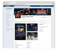 Facebook lance sa propre boutique d'applications en ligne