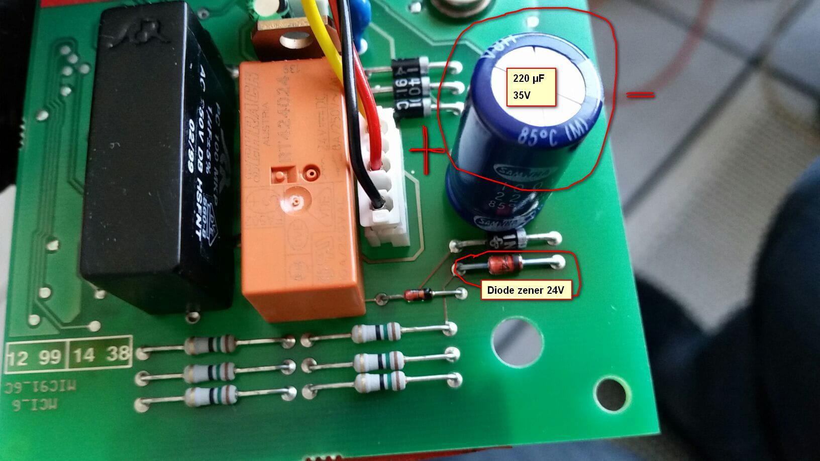 Volet roulant bubendorff mono id r solu - Probleme volet roulant electrique ...