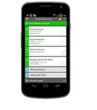 McAfee permet de verrouiller les applications mobiles sur Android