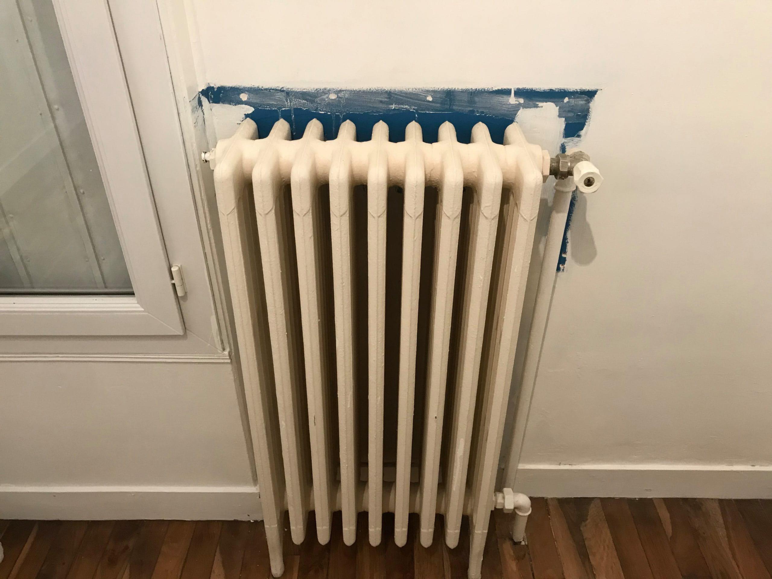 Dévisser Une Vis Sans Tête comment enlever un radiateur sans t ? - forum chauffage et