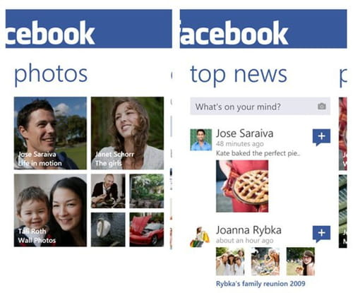 download facebook for windows phone 7.5
