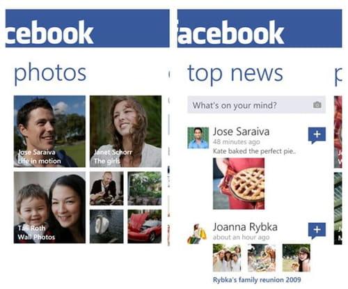 Télécharger Facebook Pour Windows Phone Gratuit