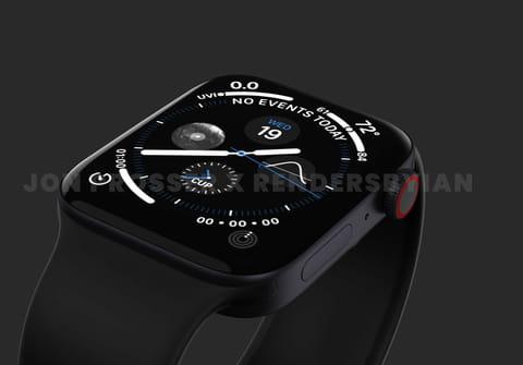 Apple Watch Series 7: nouveautés, prix, date de sortie