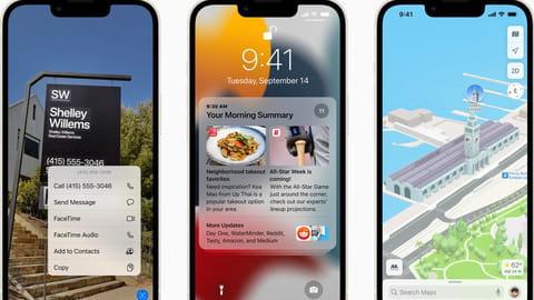 iOS 15: premiers bugs, mise à jour, nouveautés, tout ce qu'il faut savoir