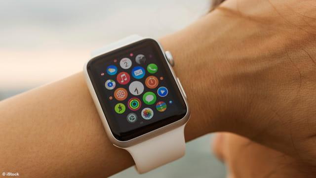La fin du bouton physique sur l'Apple Watch ?