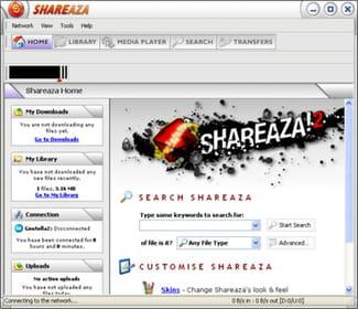SHAREAZA 10 TÉLÉCHARGER GRATUIT WINDOWS POUR