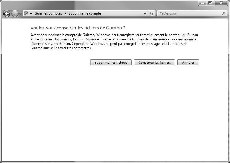 503ec664723052 Modifiez le réglage du Contrôle de compte d utilisateur