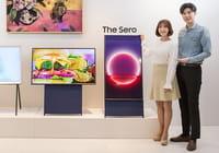 Samsung parie sur la télé verticale et les nouveaux contenus