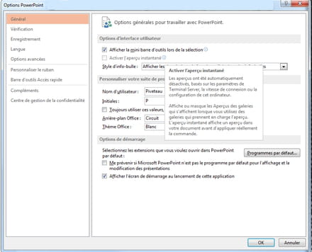 Activ l 39 aper u instantan microsoft office forum office - Office 365 comment ca marche ...