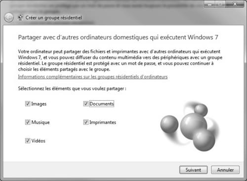 Windows 7 cr er un r seau local for Ouvrir fenetre plein ecran windows 7