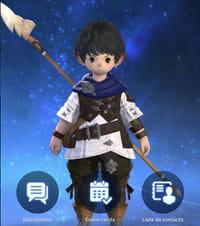 Une application compagnon pour Final Fantasy XIV