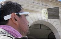 Google Glass : « Explorer un quartier en réalité augmentée »