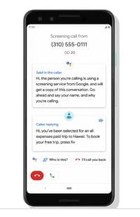 Google et Apple veulent bloquer les appels non désirés