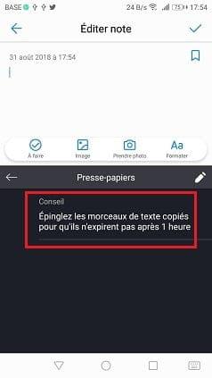 Presse Papier Sur Huawei P8 Resolu Comment Ca Marche