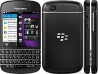 Le BlackBerry Q10 arrive en France