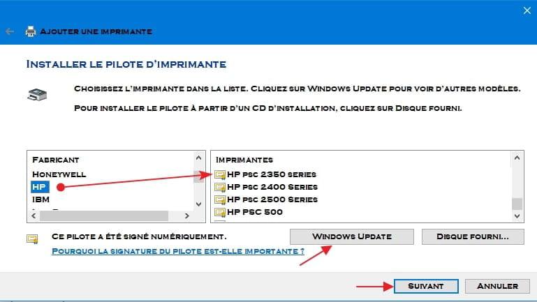PILOTE HP POUR IMPRIMANTE 7 PSC WINDOWS GRATUITEMENT TÉLÉCHARGER 2355