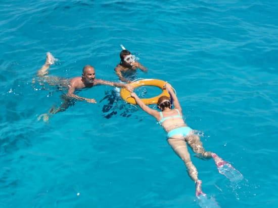 Plongée quand on ne sait pas nager