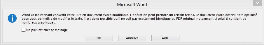 Conversion PDF en texte, comment convertir un PDF en texte ...