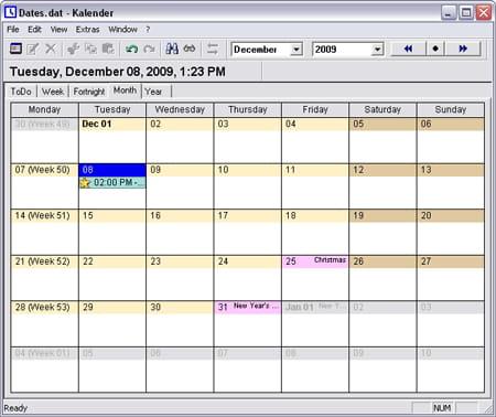 Télécharger UK's Kalender (gratuit) - Comment Ça Marche