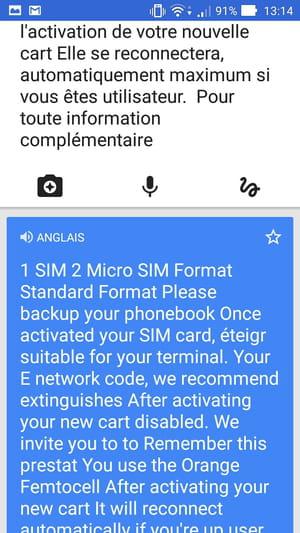 كيفية ترجمة نص بكاميرا الهاتف الخاص بك
