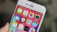 Supprimez les applis nativessur iOS 10