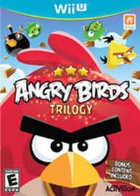 Wii U et Wii : Angry Birds catapulté cet été !