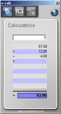 Télécharger X-Calc (Calculatrice)
