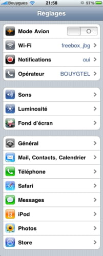 Application Jeux Pour Iphone
