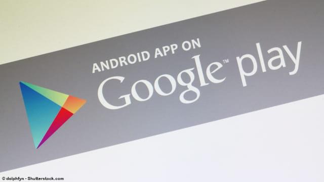 Le Google Play Store suggère les applications à désinstaller