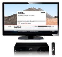 SFR propose la TV par satellite aux oubliés de la TNT et de la TV par ADSL