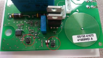 schema carte electronique volet bubendorff Besoin d'aide sur pour une carte électronique volet Bubendorff