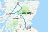 Trouvez des itinéraires de voyage grâce à Best-itinerary