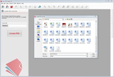 T l charger sonic pdf creator gratuit - Telecharger sonic gratuit ...