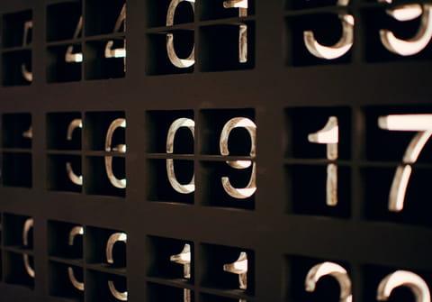 Nombres dans Excel: afficher un zéro devant un nombre