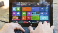 Problème sur la Surface Pro de Microsoft
