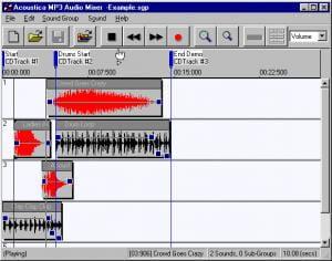 T l charger acoustica mp3 audio mixer gratuit - Application couper musique ...