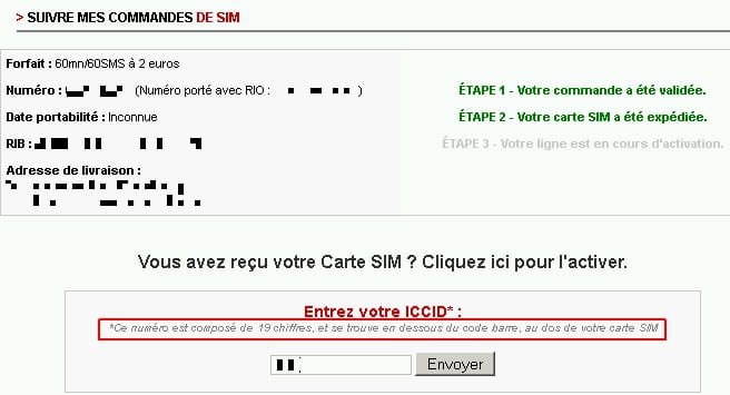 comment ?couter sa messagerie free mobile