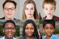 Des portraits d'inconnus artificiels plus vrais que nature