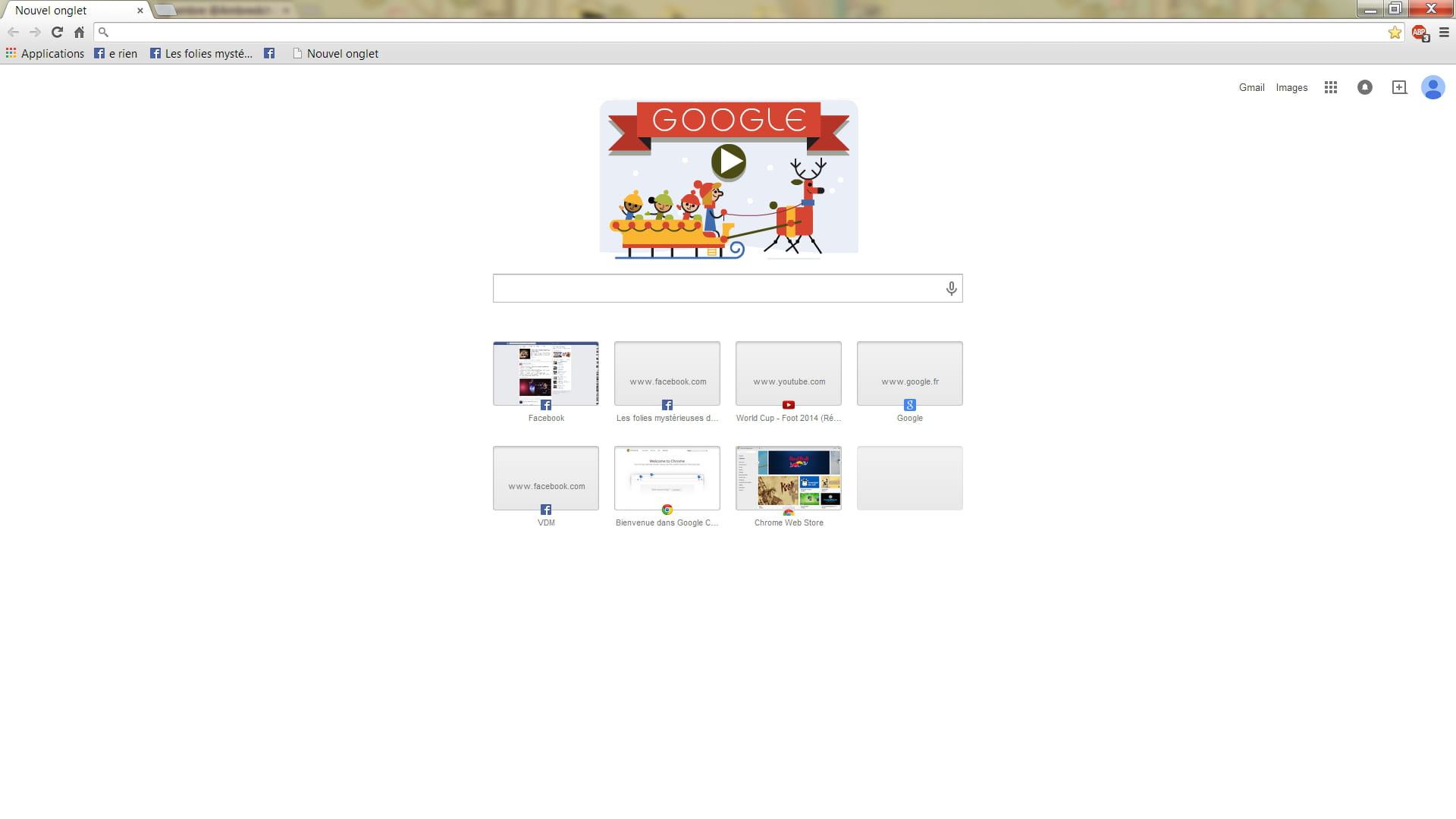 Ma Barre D Outils A Disparus Sur Google Chrome Resolu Comment Ca Marche