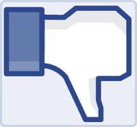 Facebook : la possibilité d'un bouton