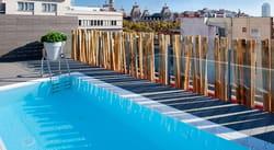 Hôtels Avec Piscine à Barcelone - Hotel barcelone avec piscine sur le toit