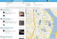 Foursquare lance un nouvel outil de recherche social ciblée