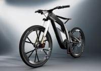 Audi : un e-bike sportif pour réaliser tricks et figures