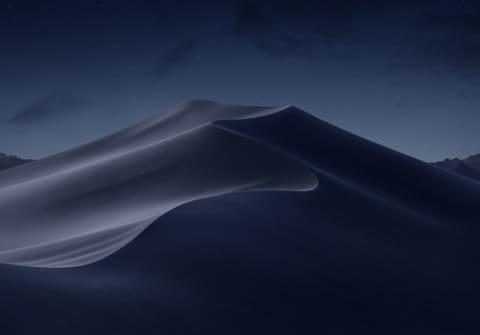 Mode sombre sur Mac: comment l'activer dans macOS