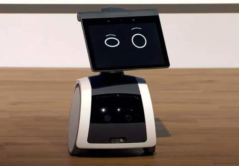 Amazon Astro: le robot compagnon et agent de sécurité