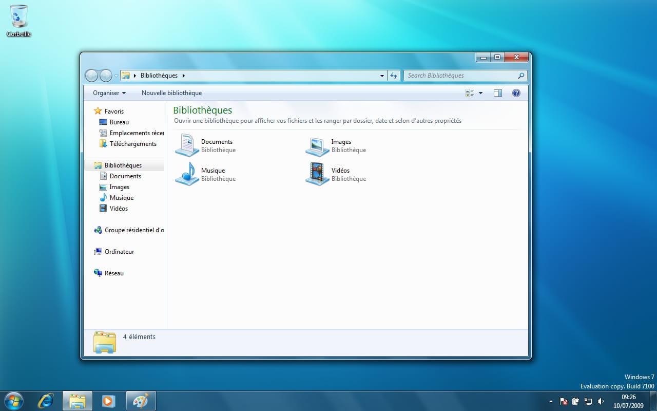 Comment remettre ic ne de zimbra free sur bureau r solu - Comment remettre la corbeille sur le bureau windows 7 ...