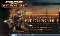 Star Wars :  The Old Republic, le MMORPG qui affole les compteurs